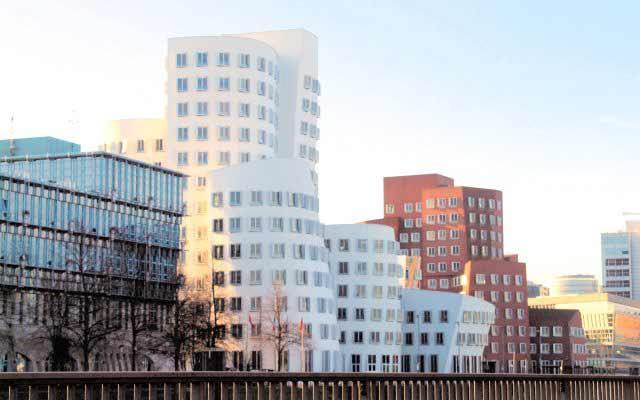Düsseldorf Fensterreinigung